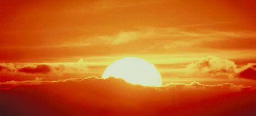 Sonnenaufgang für Termine Kuschelparty, Sexological Bodywork