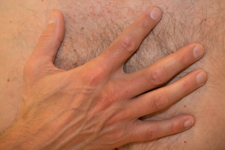 Techniken im Sexological Bodywork - mit Volkmar Münz