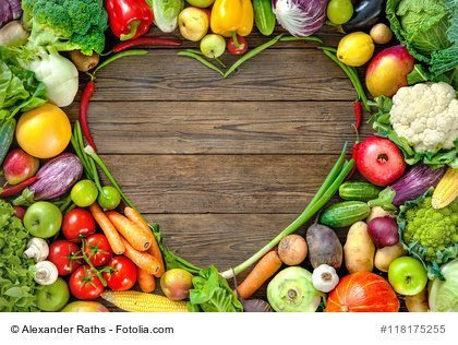 Frisches Obst und Gemüse für die Gesundheit - LaVita