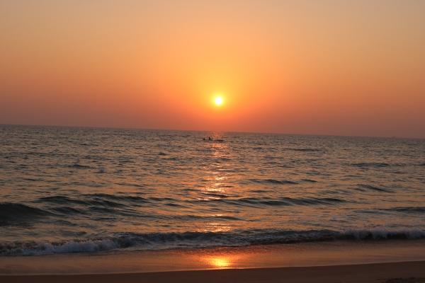 Coaching mit Volkmar Münz & auch ein Sonnenuntergang kann helfen